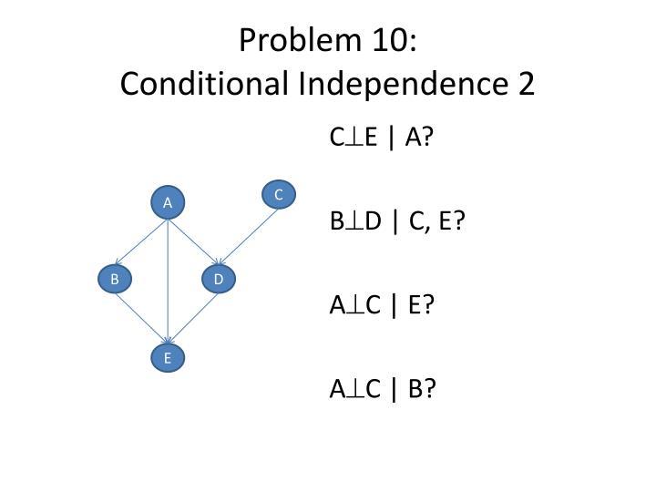 Problem 10: