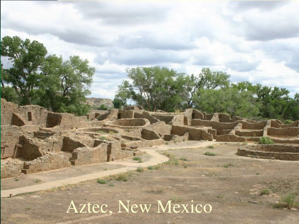 Aztec, New Mexico