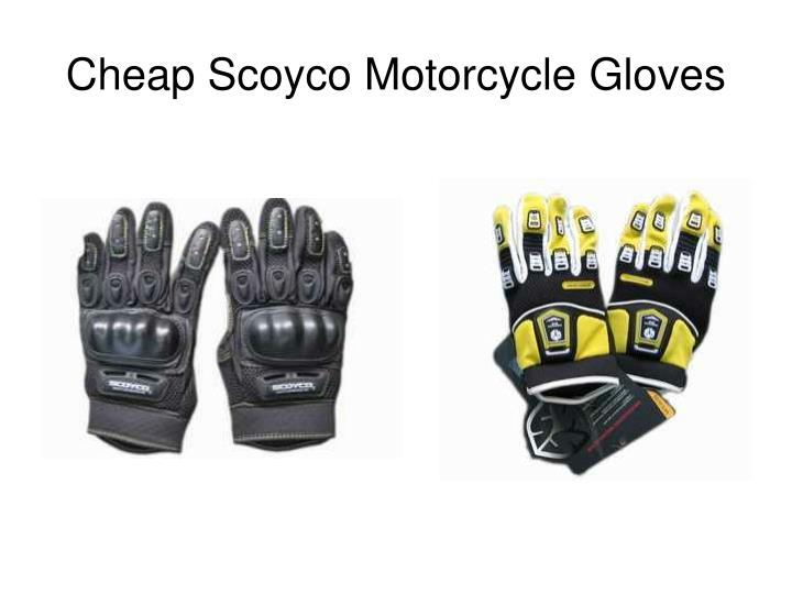 Cheap scoyco motorcycle gloves2