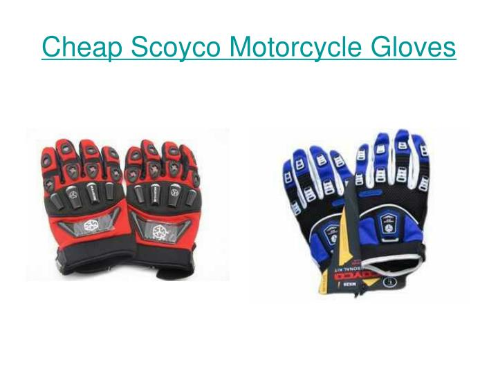 Cheap scoyco motorcycle gloves3