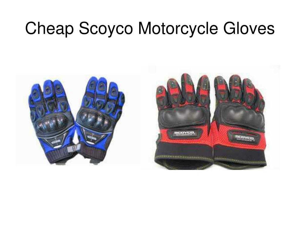 Cheap Scoyco Motorcycle Gloves