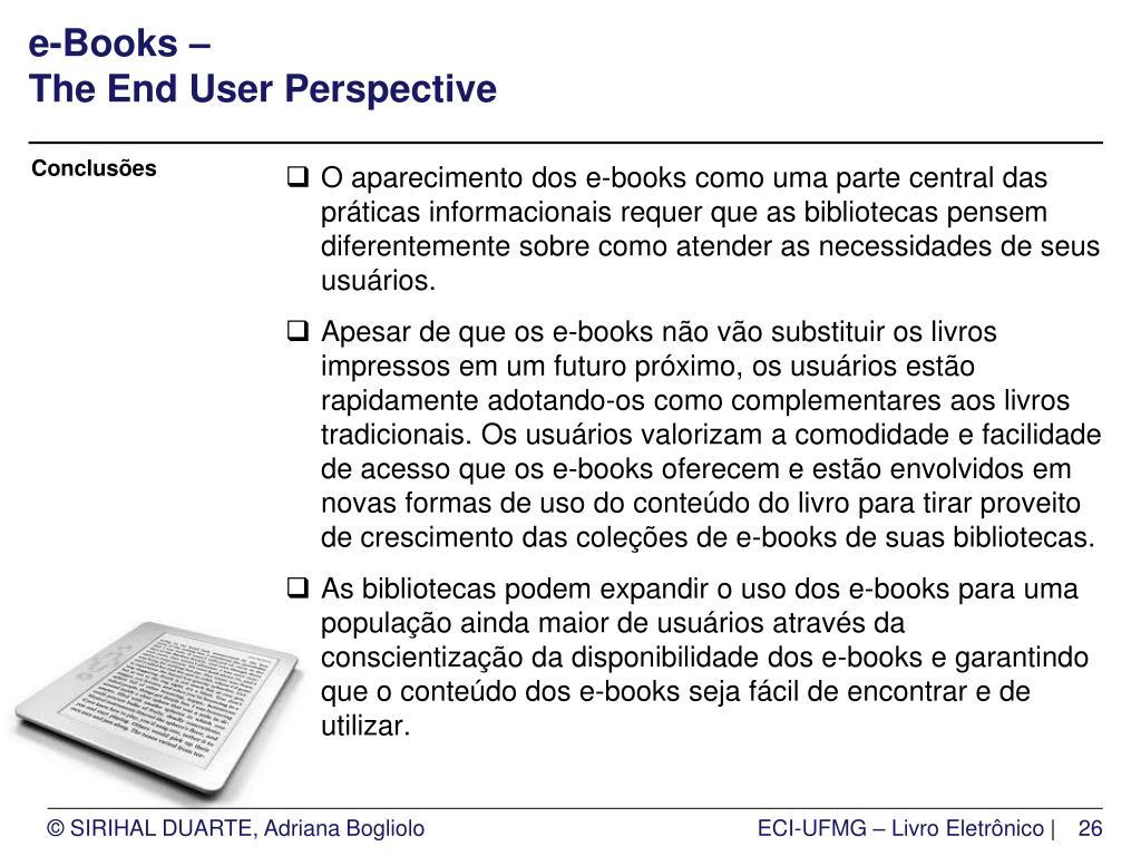 e-Books –