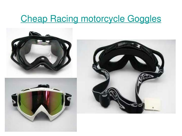 Cheap racing motorcycle goggles