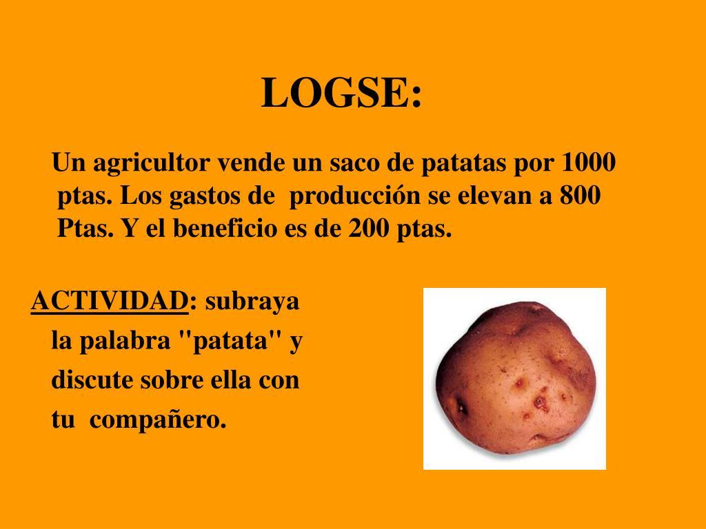 LOGSE: