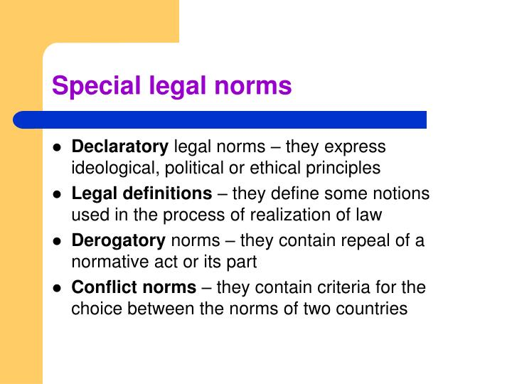 legal norms and other norms Hell may not be other people, but worry sure is that is, what we worry most about is what other people might do to us people at the office, near our home, at the store, on the street, and even at church to reduce our worries, we can rely on norms, law, and governance that is, to discourage bad.
