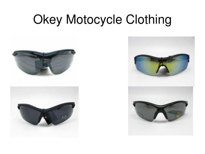 Okey motocycle clothing2