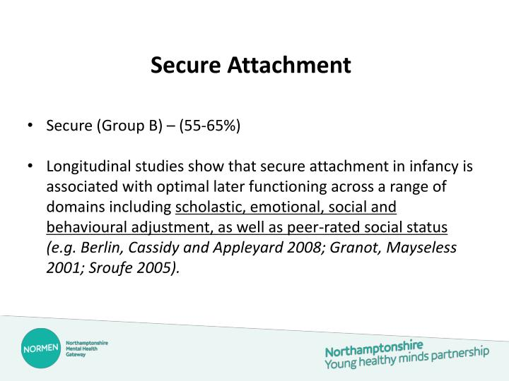 Secure Attachment