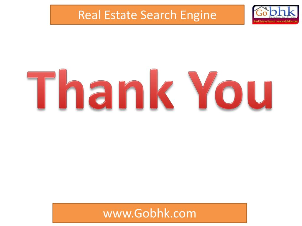 Real Estate Search Engine