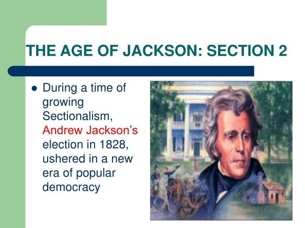 PPT - CHAPTER 3: THE GROWTH OF A YOUNG NATION PowerPoint ...