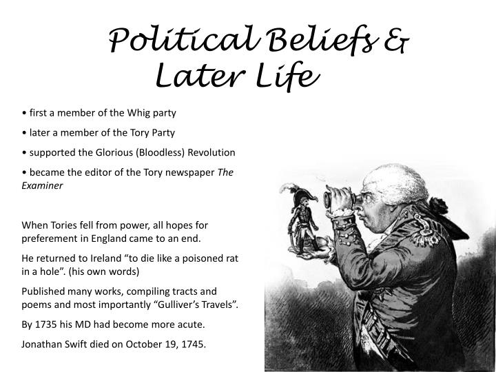 Political Beliefs & Later Life
