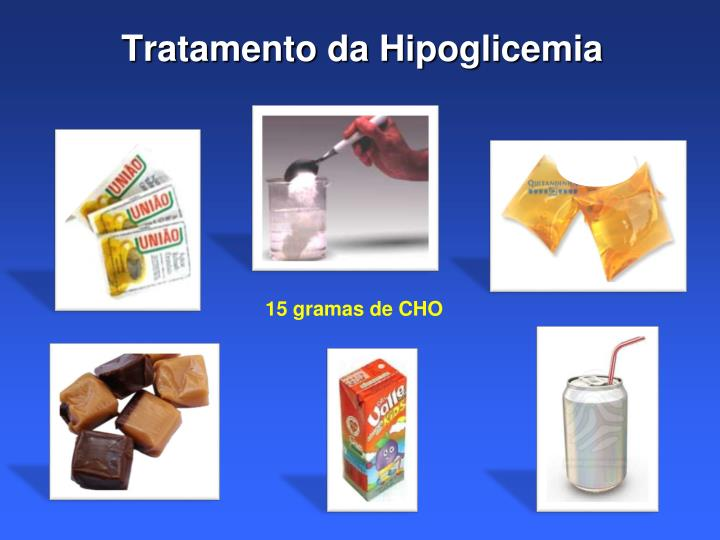 Tratamento da Hipoglicemia