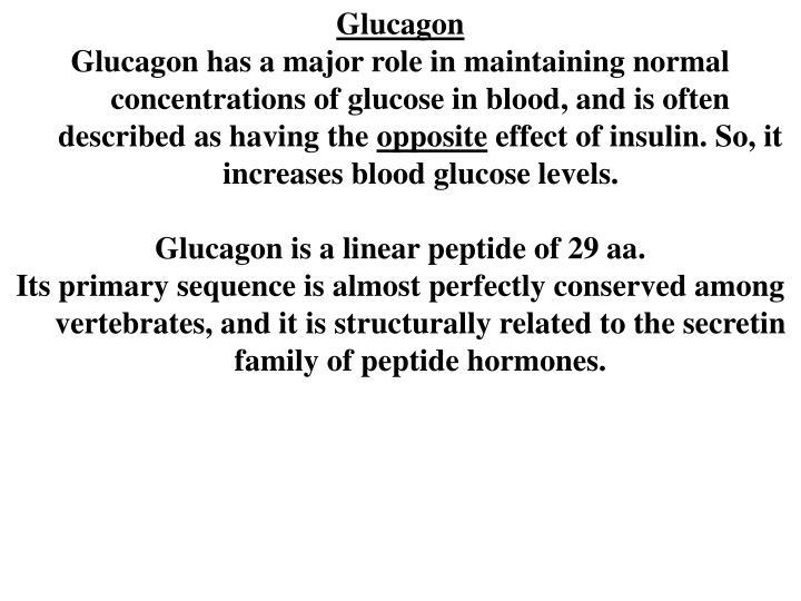 Glucagon