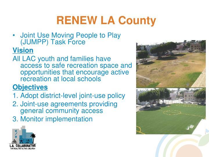 RENEW LA County
