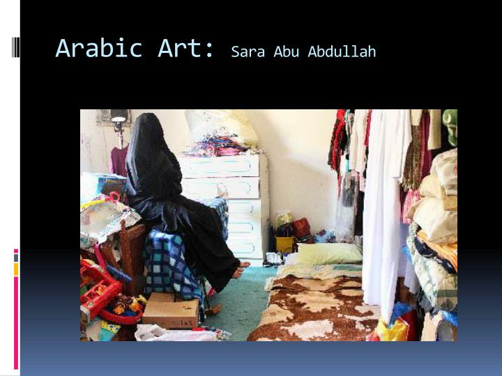 Arabic Art: