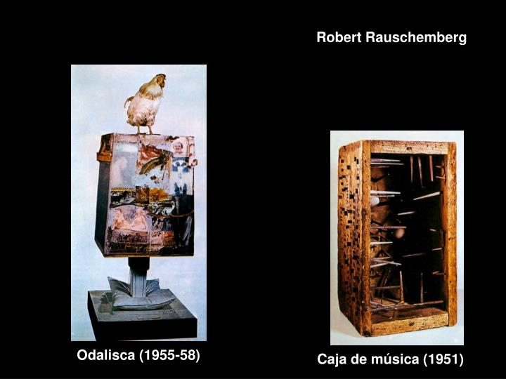 Robert Rauschemberg