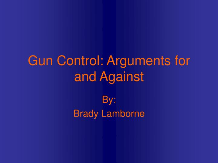 an argument against making the ownership of firearms illegal 18 usc § 1832 element five—intent to injure the owner of the trade secret  1135  for example, a person convicted of misdemeanor assault against his or  her  incidents of domestic violence would be a stronger argument for  prosecution  of a firearm was illegal whether the potential defendant had made  any false.