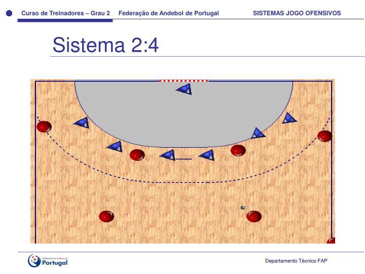 Sistema 2:4