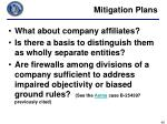mitigation plans4