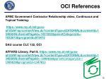 oci references1