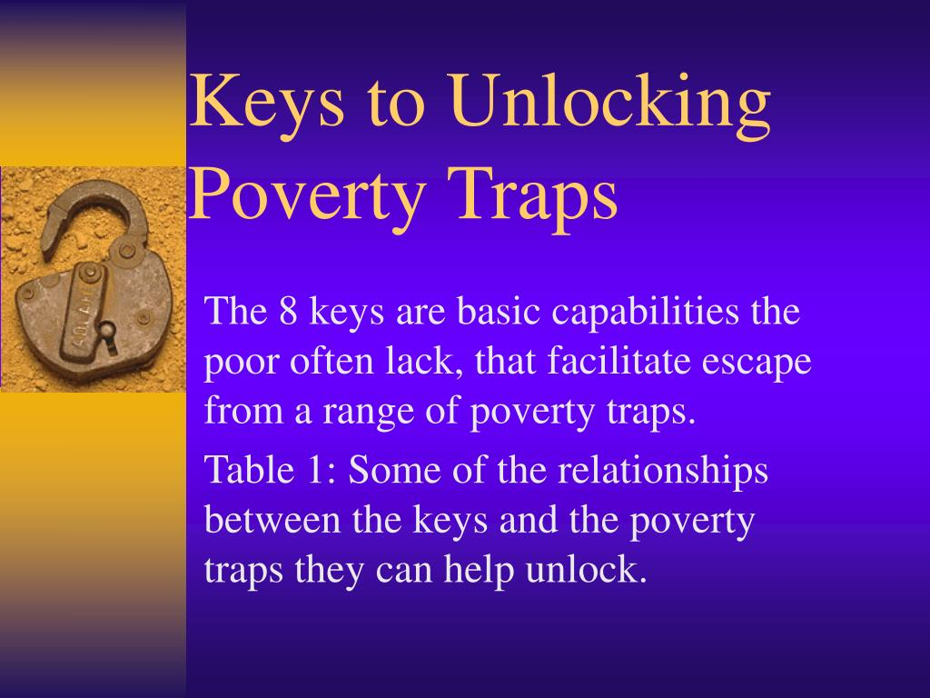 Keys to Unlocking