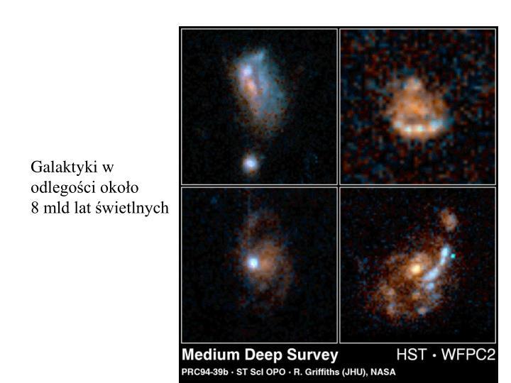 Galaktyki w