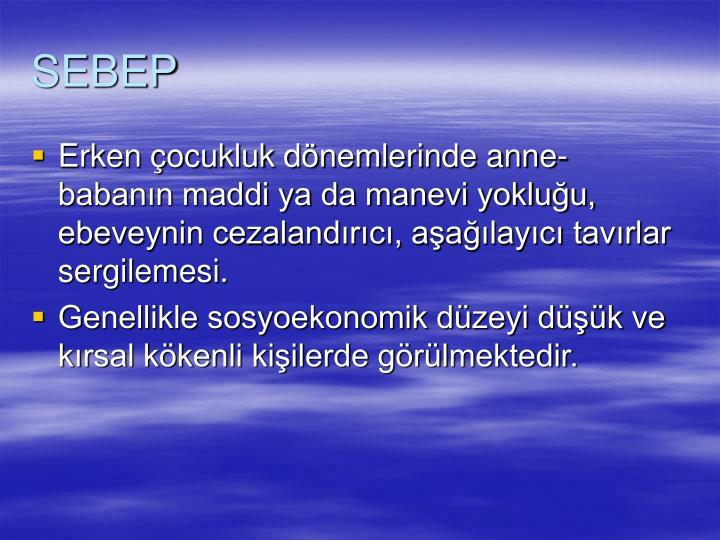 SEBEP