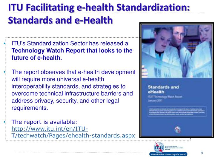 ITU Facilitating