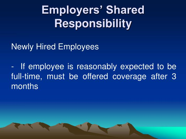 Employers' Shared