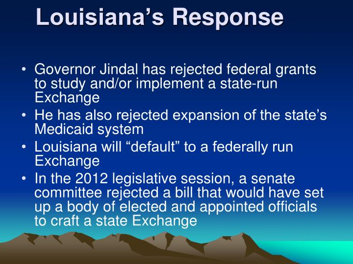 Louisiana's