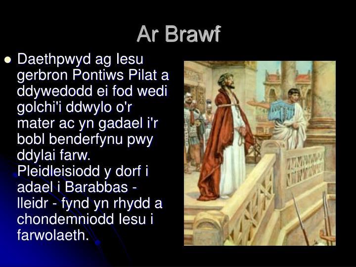 Ar Brawf