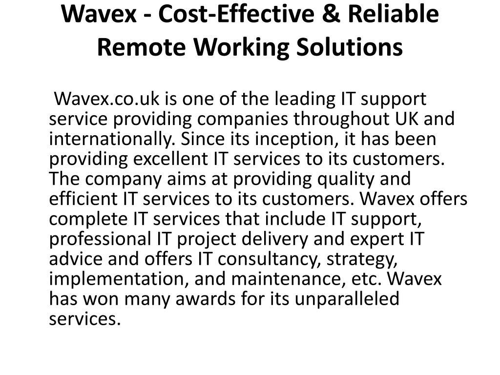 Wavex