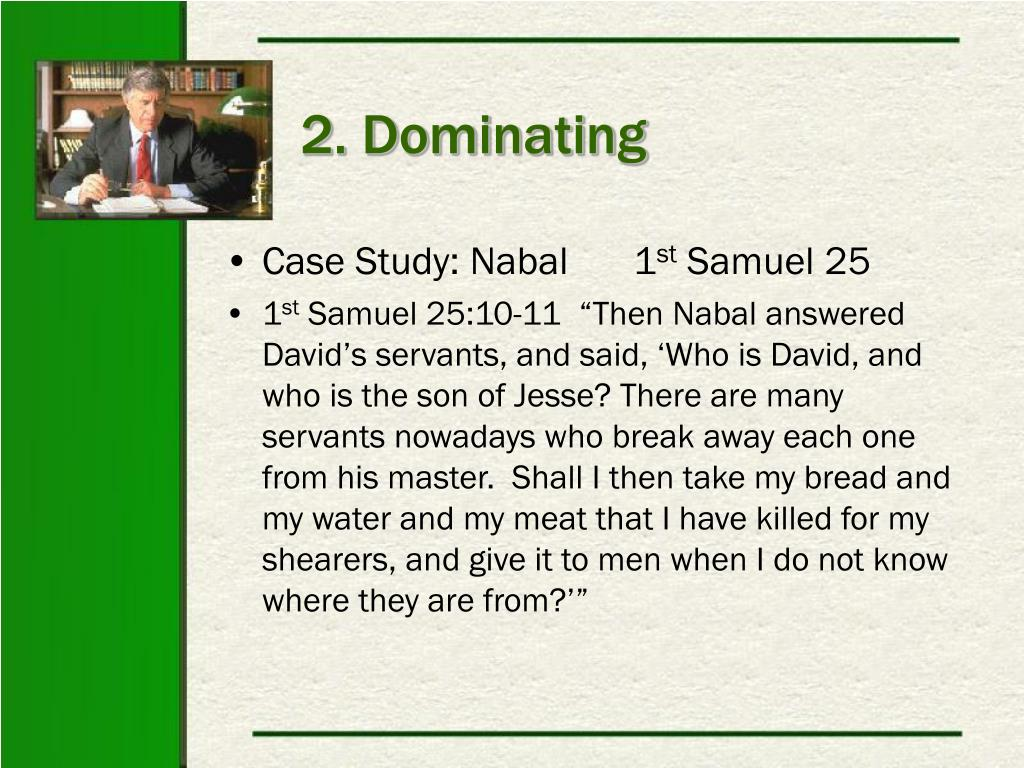2. Dominating