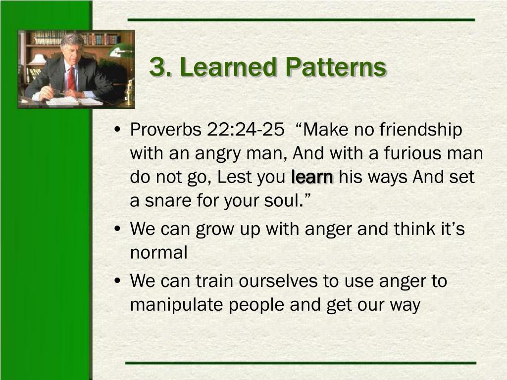 3. Learned Patterns