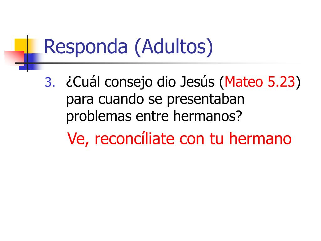 Responda (Adultos)