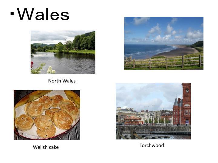 ・Wales