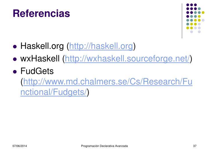 Razonando con haskell