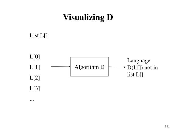 Algorithm D