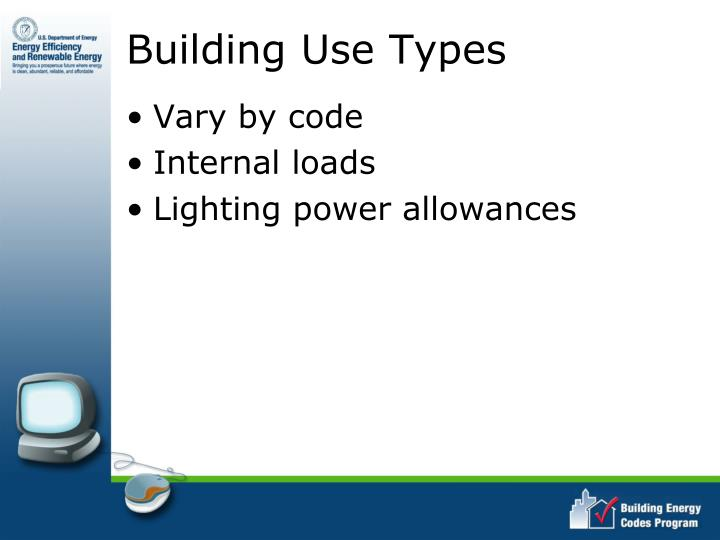 Building Use Types
