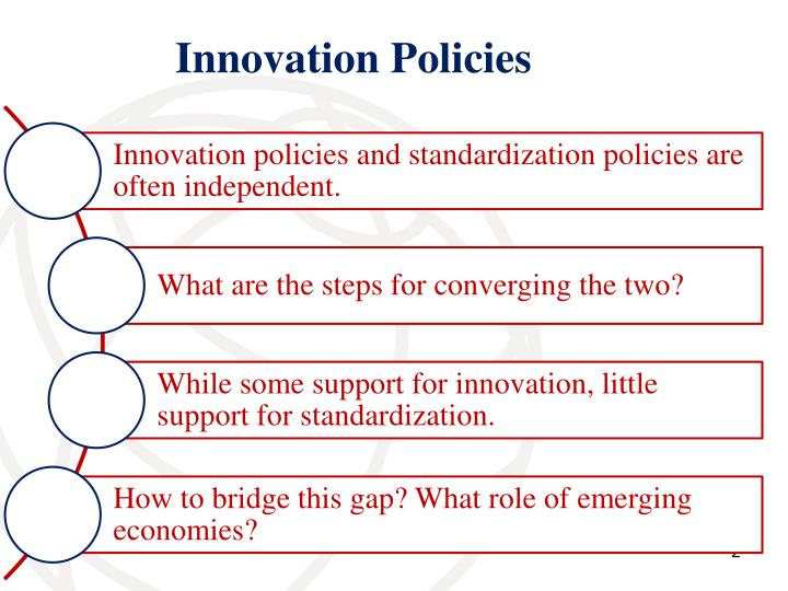 Innovation Policies