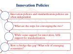 innovation policies