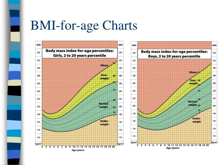 BMI-for-age Charts