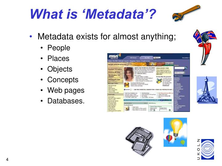 how effective is metadata I'm going to talk about effective archival metadata systems this title is  purposefully broad in order to include a number of different systems [slide]  notably, paper.