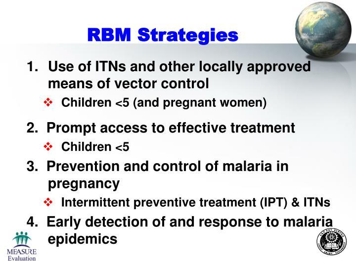 RBM Strategies
