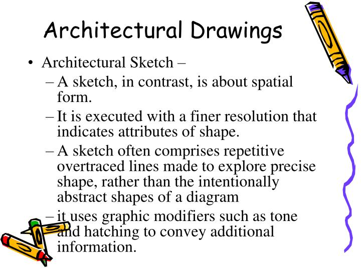 Architectural Drawings
