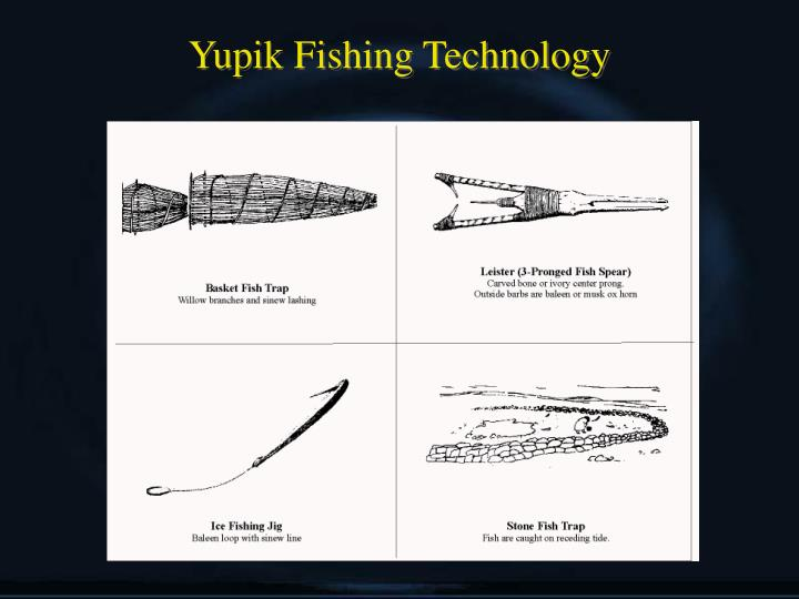 Yupik Fishing Technology