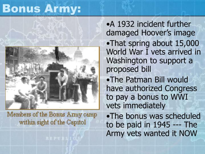Bonus Army: