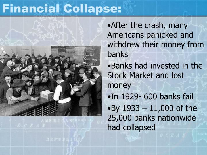 Financial Collapse: