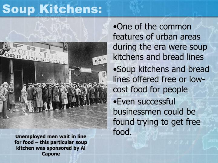 Soup Kitchens: