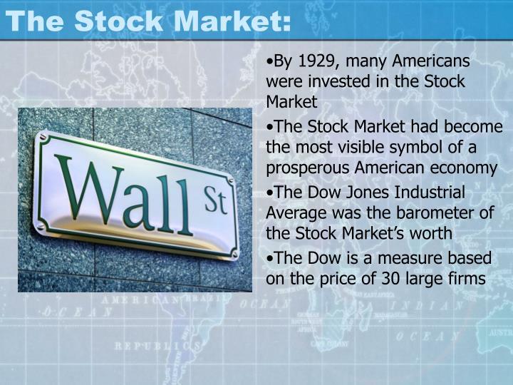 The Stock Market: