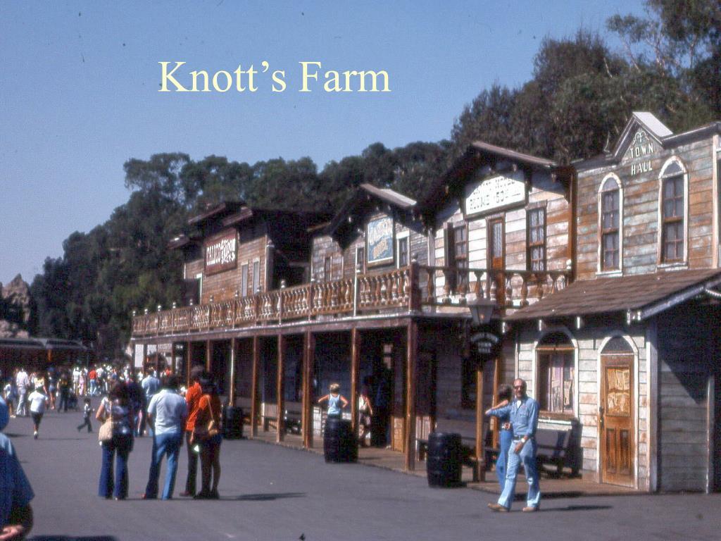 Knott's Farm